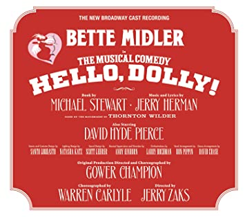 Hello, Dolly! New Broadway Cast Recording