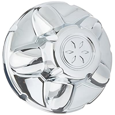 Dicor (TAC545-CC Chrome Hub Cover: Automotive [5Bkhe0114864]