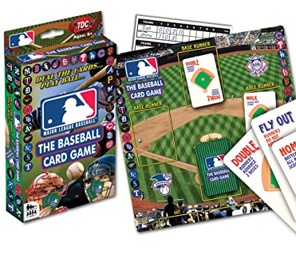 Generic Major League Card Game