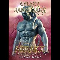 Abraxx: Book Two in the Galaxy Sanctuary Alien Abduction Romance Series--Novella (English Edition)