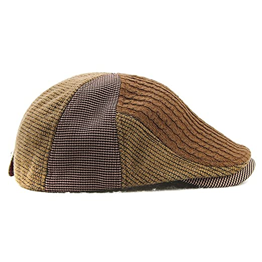 TININNA Moda Vintage Estilo Británico Casquillo,Unisex Otoño ...