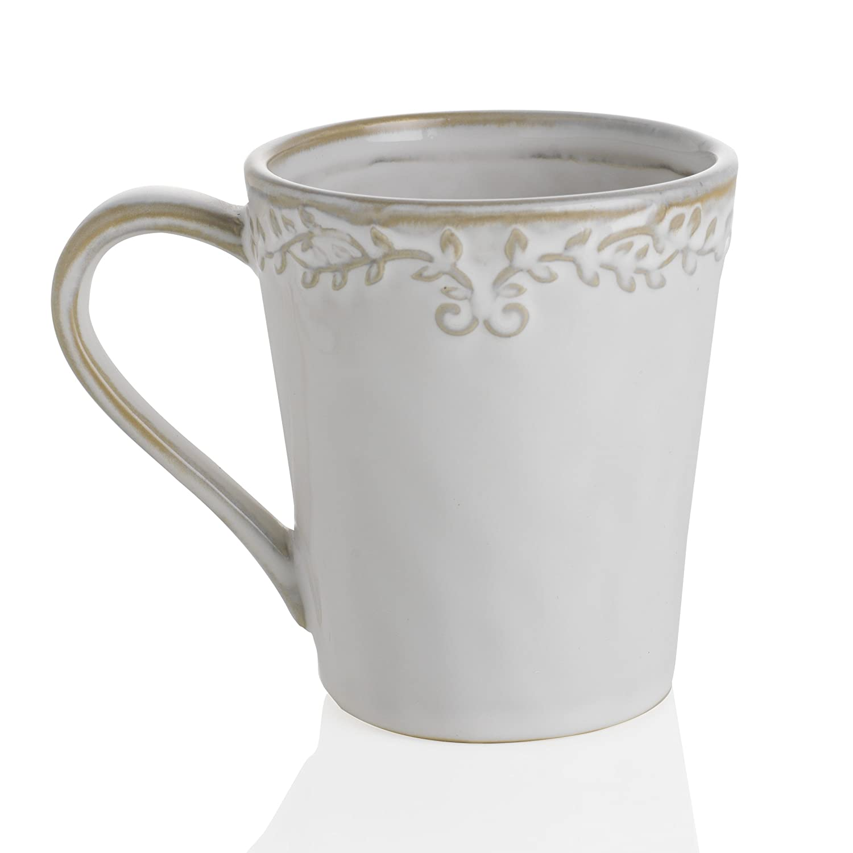 LANGOLO BARLETTA Mug Tazza Colazione Shabby BOMBONIERA UTILE MATRIIMONIO Comunione Idea Regalo Festa della Mamma Natale