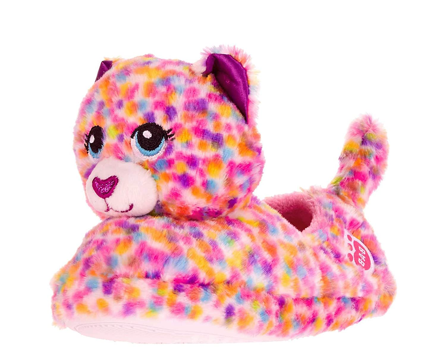 Esquire Footwear Build-A-Bear Workshop Girls Character Slippers