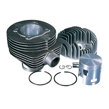Cilindro Kit Polini 177 ccm - Diámetro 63/Hub 57 mm para Vespa PX 125/150/Sprint/Super etc.: Amazon.es: Coche y moto