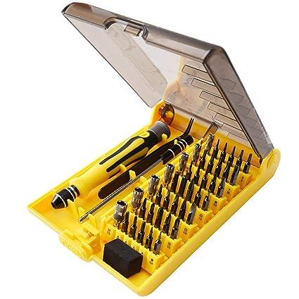 Juego de herramientas de reparación de destornillador de precisión ...