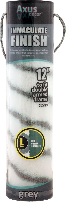 Axus Dé cor Rough Surface Roller Sleeve Extra Long Pile - Grey Axus Décor AXU/RG12XL