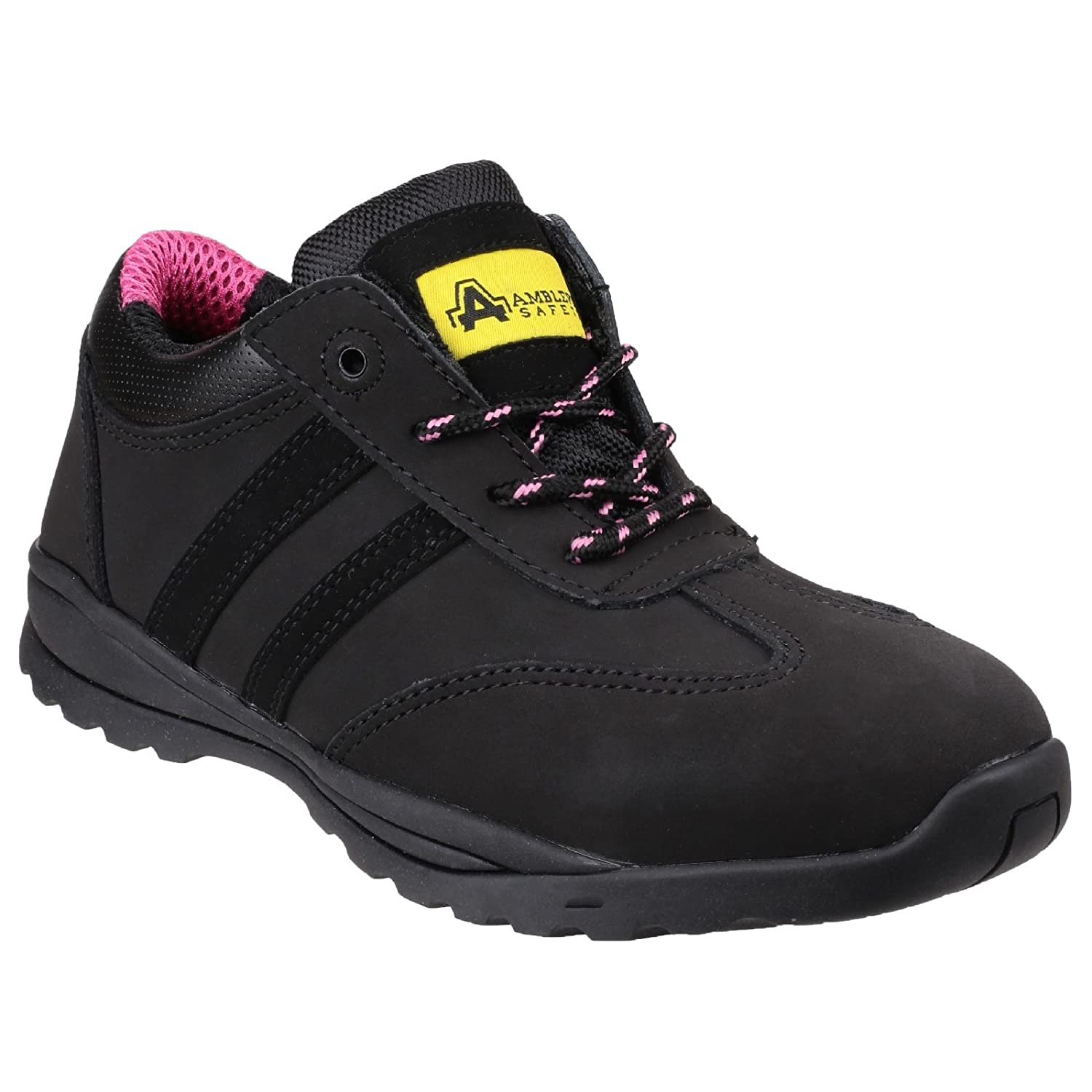 Amblers Safety Womens/Ladies FS706 Sophie S1P SRC Safety Trainers