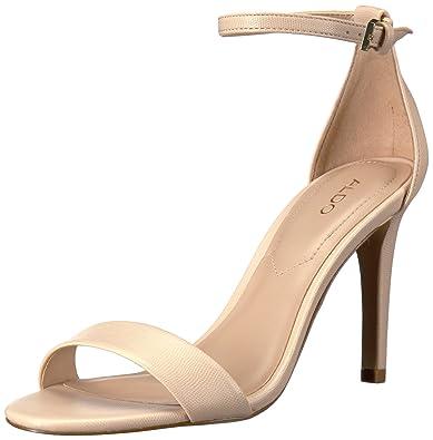d3b4934e77f Amazon.com | ALDO Women's Cardross Dress Sandal | Heeled Sandals