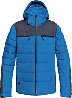 Quiksilver Men s The Edge Snow Jacket  Amazon.co.uk  Sports   Outdoors 7f9cb2125e