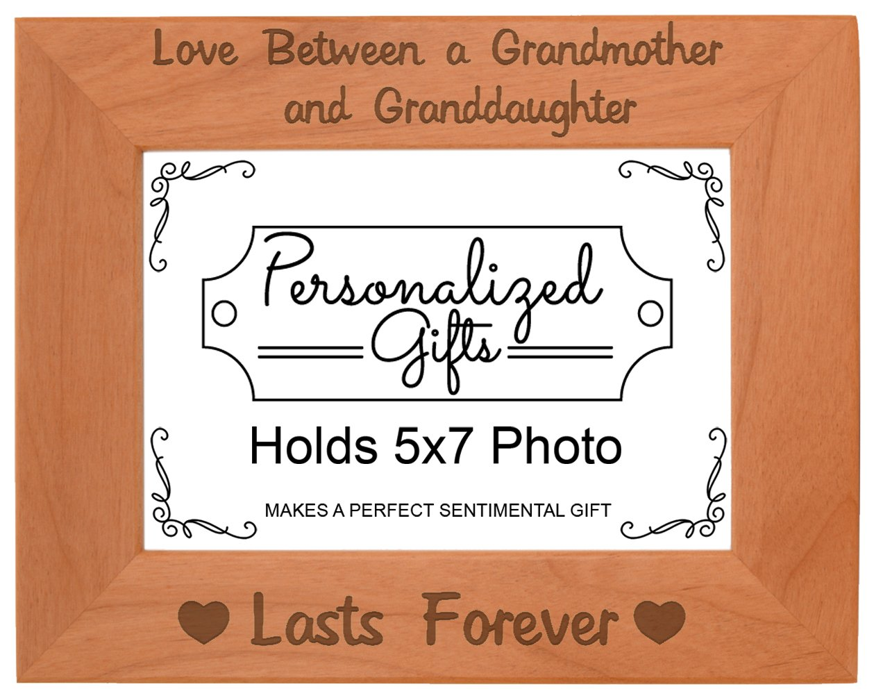 Product Details  sc 1 st  eBay & Unique Gifts Grandma Love Between a Grandmother Granddaughter Lasts ...