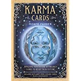 Karma Cards: Amazing Fun-to-Use Astrology Cards to Read Your Future (Modern Tarot Library)