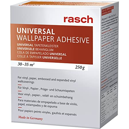 Rasch 250g Universal Wallpaper Adhesive With Adhesive Power