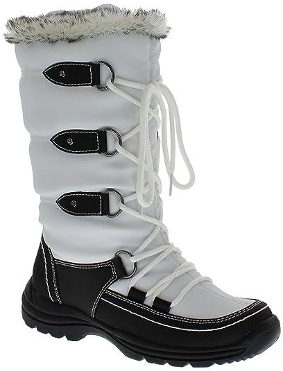 811c5c27f7724 Weatherproof Women's Moria Lace Up Snow Boot