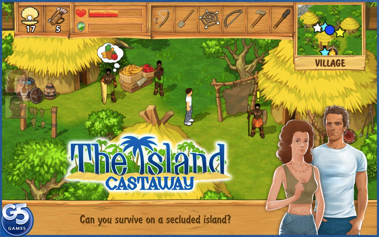 Amazon Com The Island Castaway Free Appstore For Android