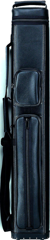 2 5shafts x 5 Proナイロンプールキューケース2butts 5shafts x Carryビリヤードプールキュースティックケース B07DFSGJ5R 2x4(Black) 2x4(Black), happyclover(ハッピークローバ):9e328b6f --- lembahbougenville.com