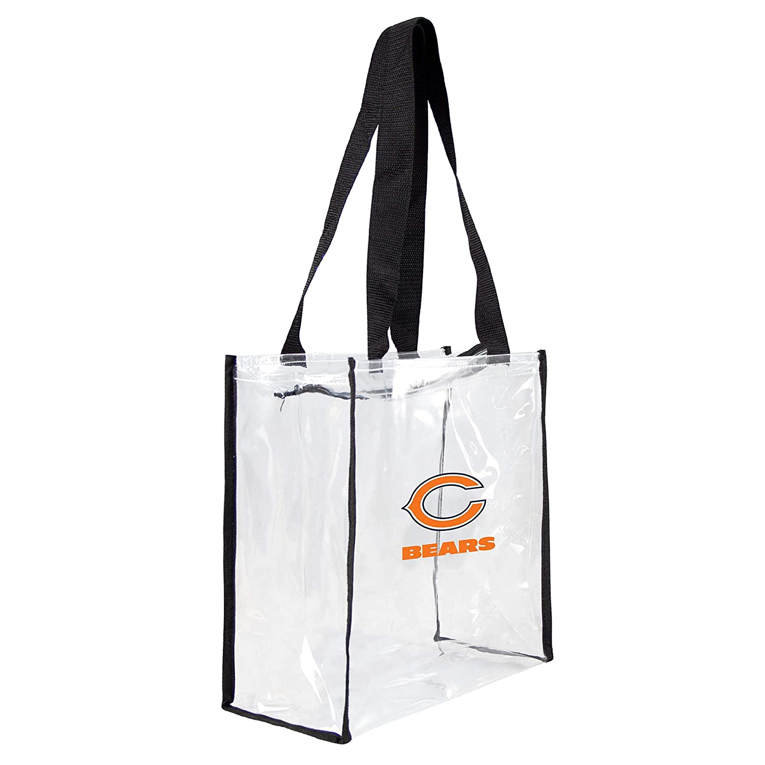 NFL Chicago Bears Clear Square Stadium Tote