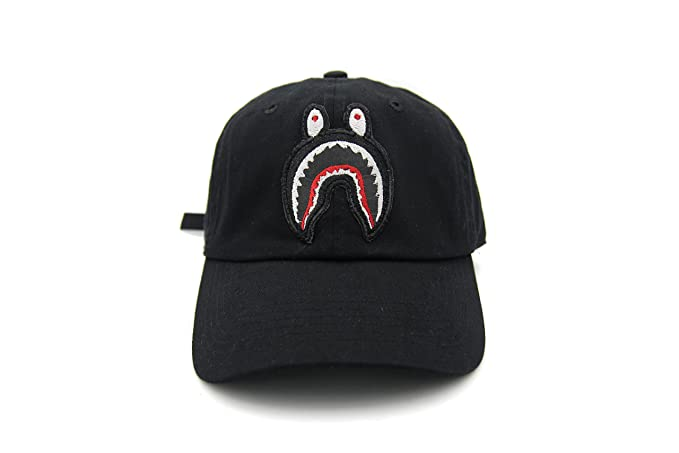 Bape Shark Custom Dad Hat  Amazon.ca  Clothing   Accessories 20c0cb857813