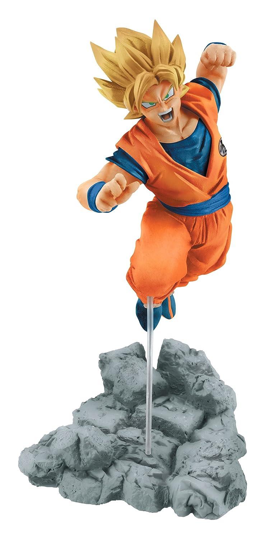 Banpresto Dragon Ball Super Soul X Soul Figure Son Goku Action Figure Bandai America Incorporated 25943