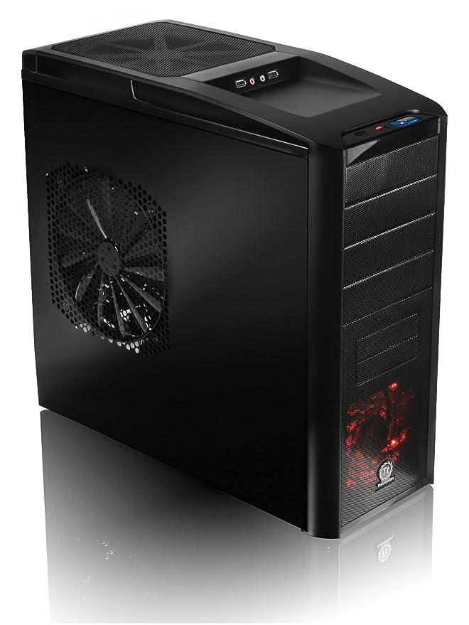 Thermaltake V9 Black Edition Midi-Tower Negro Carcasa de ...