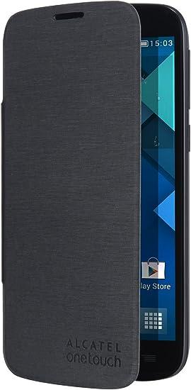 Alcatel OneTouch - Funda para móvil, azul: Amazon.es: Electrónica