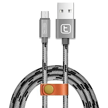 Amazon.com: Edición limitada de cable Micro USB, Torras ...