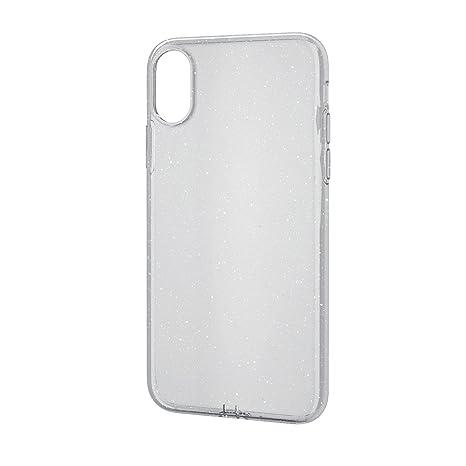 4b225586a3 Amazon   エレコム iPhone X ケース カバー ソフト TPU素材 【端子 ...