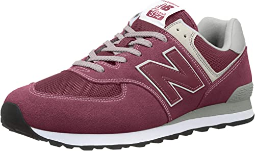 new balance homme rouge burgundy