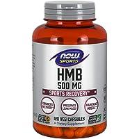 [海外直送品] ナウフーズ HMB 500 mg 120カプセル