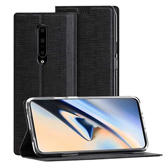 super popular 92bea 35b04 Oneplus 7 Pro Case Cover Flip,TPU&PU Leather Case with Kickstand,  Multi-Function Magnetic Suction Strong Closure Wallet Phone Case Cover for  Oneplus 7 ...