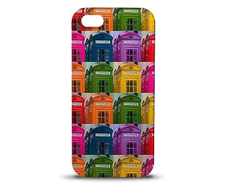 Telephone Box Collage iphone 6 Case Funda Carcasa para ...
