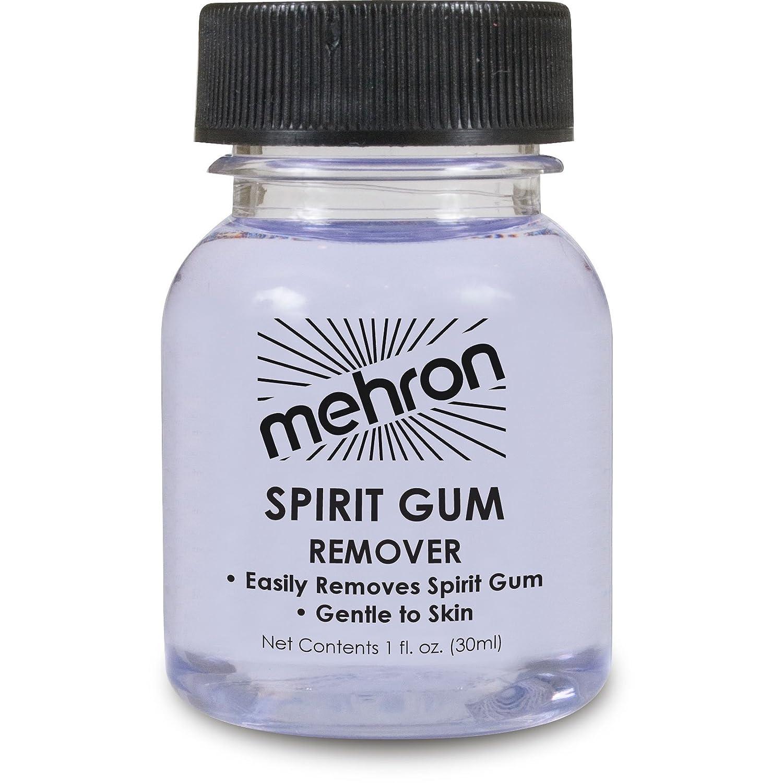 SPIRIT GUM REMOVER 1 OZ mehron