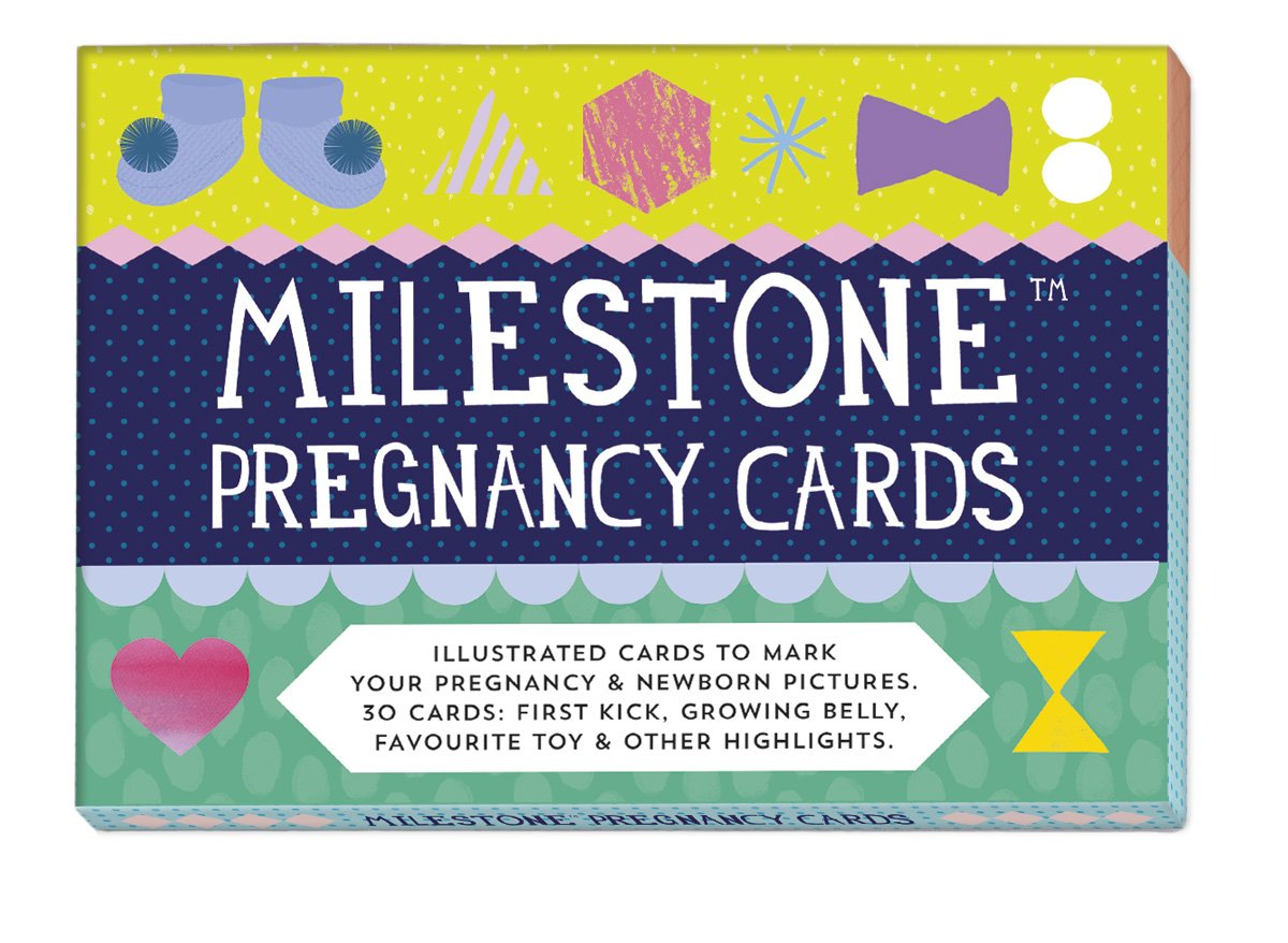 Milestone Pregnancy Cards MPC
