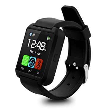 Swees U8 - Reloj inteligente (pantalla 1.48