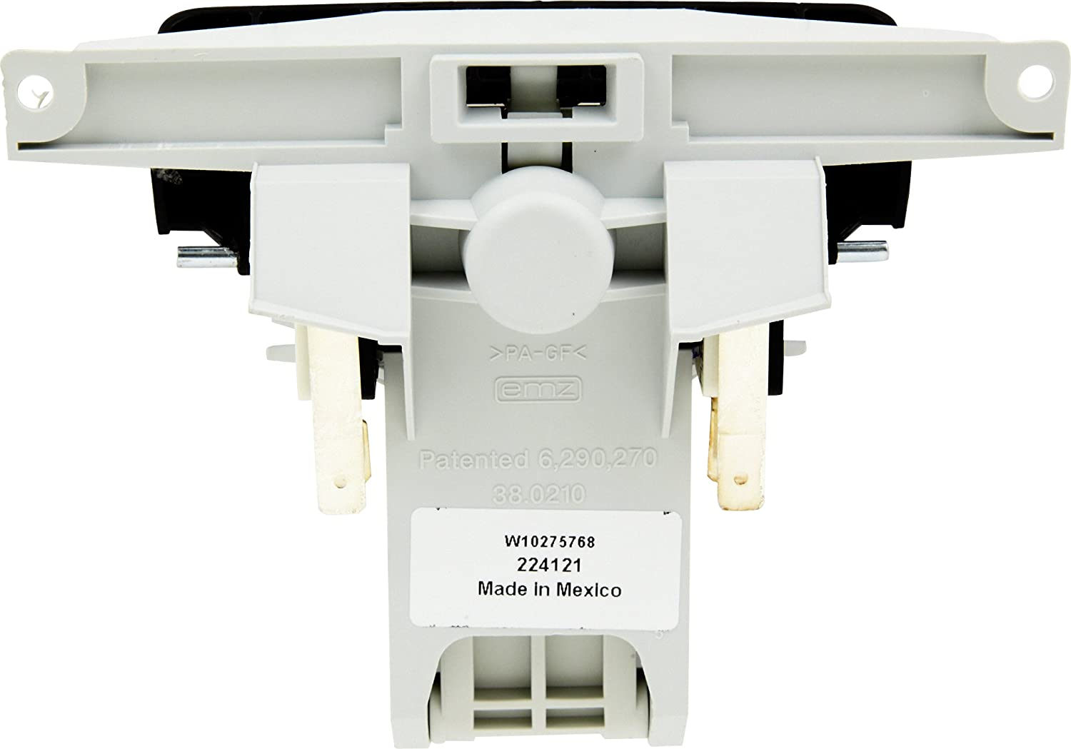 Discount whirlpool w10130695 latch assembly for dishwasher - Whirlpool discount ...