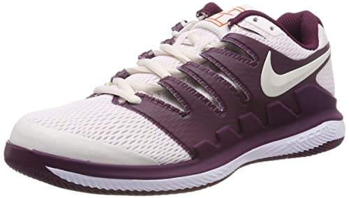 size 40 09418 82b02 Nike Wmns Air Zoom Vapor X HC, Scarpe da Tennis Donna, Multicolore (Bordeaux