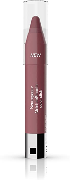 Neutrogena Moisturesmooth Color Stick, 120/Berry Brown, 0.011 Ounce