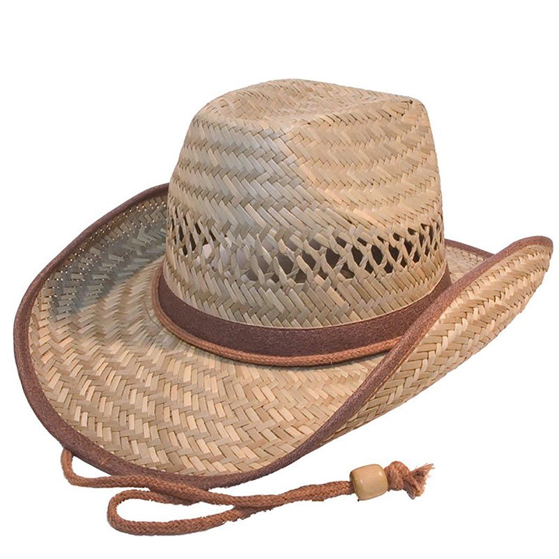 1c80251d8 Natural Straw Cowboy Hat.