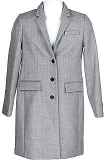 NEW JCrew Washed Ruffle Collar Trench Coat Jacket 4