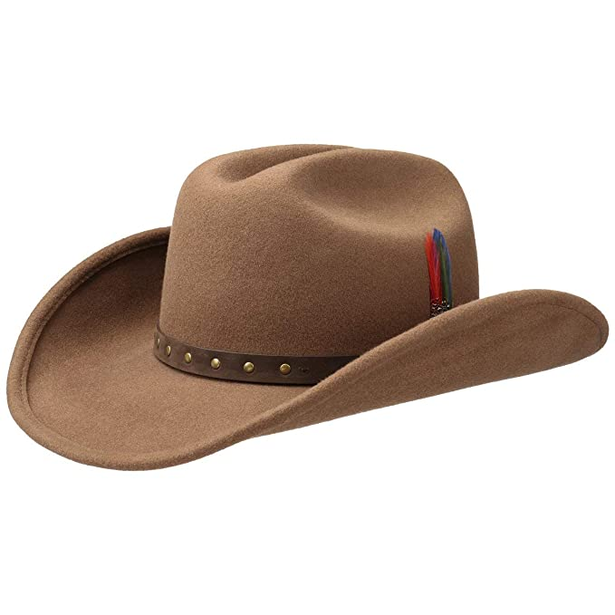 Stetson Batson Cattleman Cappello Uomo  d4d6e61fb09a