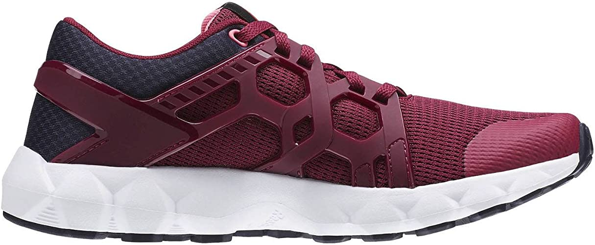 Reebok Hexaffect Run 4.0, Zapatillas de Running para Mujer, Morado (Rebel Berry/Purple Delirium/Poison Pink /), 35 EU: Amazon.es: Zapatos y complementos