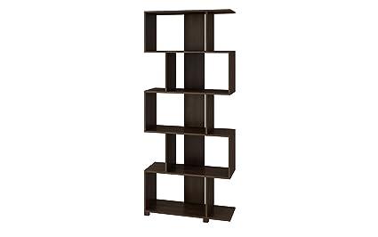 floating casa bark shelves bookshelf shelf and from shop standing furniture gifts mocha homeware