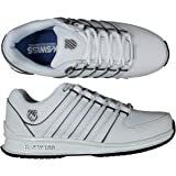 MENS TRAINERS K.SWISS RINZLER SP 02283-859-M LACE UP TRAINERS SIZES 7 - 12