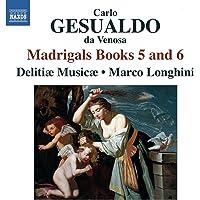 Madrigals Books 5 & 6 [Importado]