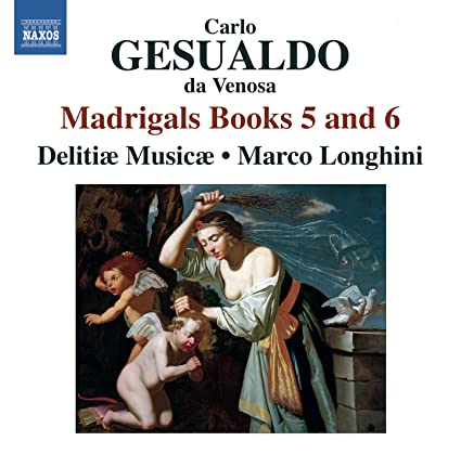Madrigals Books 5 & 6