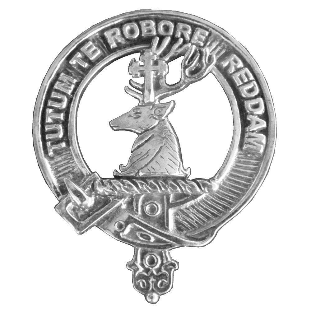 Crawford Scottish Clan Crest Badge