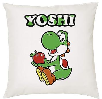 Trvppy Kissen Mit Fullung Modell Yoshi 40x40cm Zierkissen Dekokissen