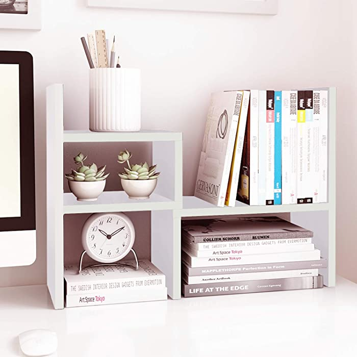 Top 9 White Wood Desktop Storage Units