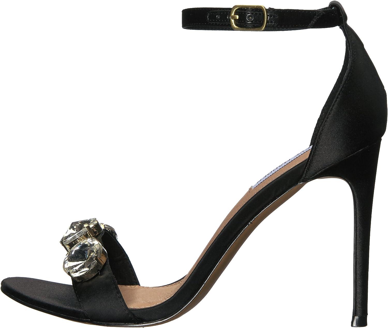 Steve Madden Womens Fabulous Heeled Sandal