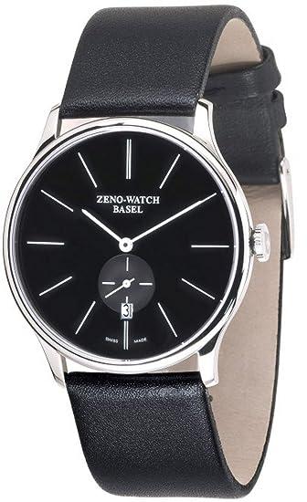 Zeno-Watch Reloj Mujer - Flat Bauhaus Quartz - 6493Q-i1