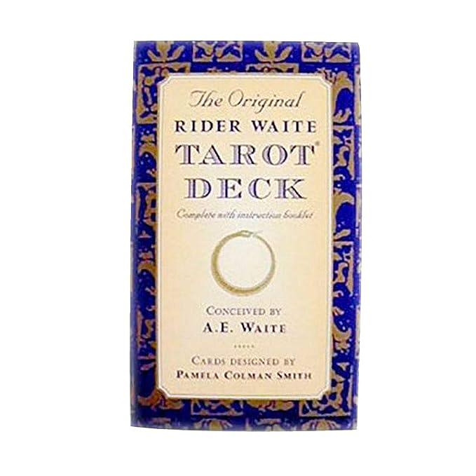 Arthur Edward Waite - Mazo de cartas de Tarot Rider Waite ...